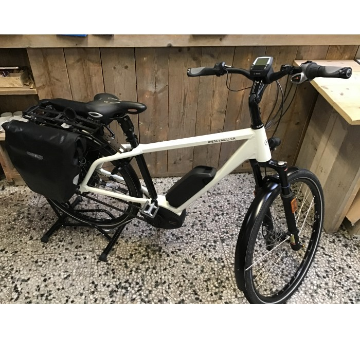 Riese&Muller charger HS speed pedelec